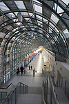 Skywalk - heading towards Union Station - Toronto, Ontario, Canada