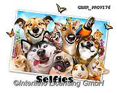Howard, SELFIES, paintings+++++Pet Selfie,GBHRPROV176,#Selfies#, EVERYDAY