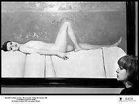 Prod DB © Artistes AssociÈs - De Laurentiis - Fiulms du Carrosse / DR<br /> LA MARIEE ETAIT EN NOIR (LA MARIEE ETAIT EN NOIR) de FranÁois Truffaut 1967 FRA<br /> avec Jeanne Moreau<br /> musee, peinture,