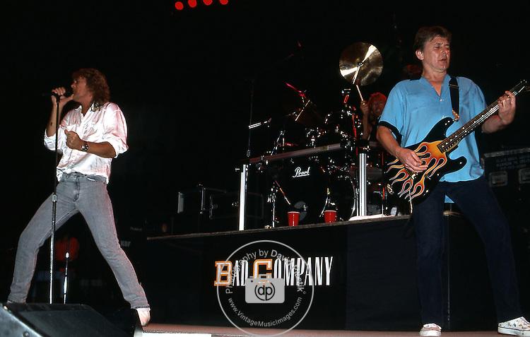 Bad Company Nov 1986