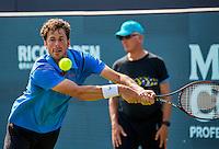 Den Bosch, Netherlands, 07 June, 2016, Tennis, Ricoh Open, Robin Haase (NED) <br /> Photo: Henk Koster/tennisimages.com