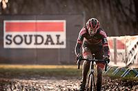 Michael Vanthourenhout (BEL/Pauwels Sauzen-Bingoal)<br /> <br /> 2021 GP Sven Nys in Baal (BEL)<br /> <br /> ©kramon
