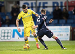 Ross County v St Johnstone…27.12.17…  Global Energy Stadium…  SPFL<br />Graham Cummins and Marcus Fraser<br />Picture by Graeme Hart. <br />Copyright Perthshire Picture Agency<br />Tel: 01738 623350  Mobile: 07990 594431