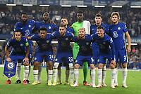 Chelsea v FC Zenit St Petersburg UEFA Champions League Chelsea team line up, Mannschaftsbild, Totale during the UEFA Champions League Group H match at Stamford Bridge, London PUBLICATIONxNOTxINxUKxCHN Copyright: xDanielxHamburyx FIL-15873-0004 <br /> London 14/09/2021 Stamford Bridge <br /> Football Uefa Champions League 2021/2022 <br /> Chelsea Vs Zenit St Petersburg <br /> Photo Imago/Insidefoto <br /> ITALY ONLY