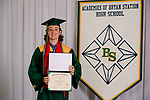 Byars, Benjamin  received their diploma at Bryan Station High school on  Thursday June 4, 2020  in Lexington, Ky. Photo by Mark Mahan Mahan Multimedia