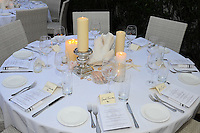 Greg McKenzie Design, Old Town Crossing, Mecox Design Services: Private Southampton Dinner Event