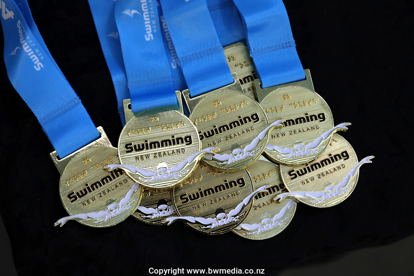 Session 2. AON New Zealand Short Course Swimming Championships. Waterworld, Te Rapa, Hamilton. Tuesday 6 October 2020 Photo: Simon Watts/www.bwmedia.co.nz/SwimmingNZ