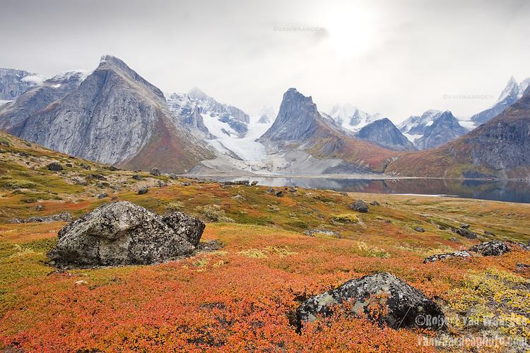 Tasermiut Fjord, Greenland.
