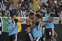Rio de Janeiro (RJ), 02/02/2020 - Botafogo-Vasco - Igor Cassio comemora gol. Partida entre Botafogo e Vasco, valida pela quinta rodada da Taca Guanabara, realizada no Estadio Nilton Santos (Engenhao), no Rio de Janeiro, neste domingo (02). (Foto: Andre Fabiano/Codigo 19/Codigo 19)