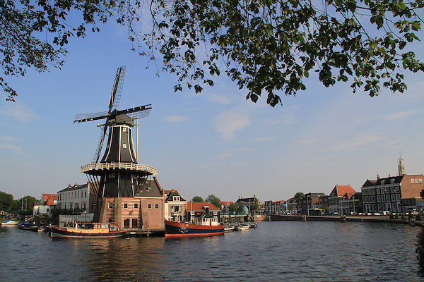 The De Adriaan Windmill Museum on the Spaarne River, Haarlem, Holland, Netherlands. .  John offers private photo tours in Denver, Boulder and throughout Colorado, USA.  Year-round. .  John offers private photo tours in Denver, Boulder and throughout Colorado. Year-round.