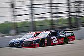 #2: Tyler Reddick, Richard Childress Racing, Chevrolet Camaro TAME the BEAST, #19: Brandon Jones, Joe Gibbs Racing, Toyota Supra Juniper