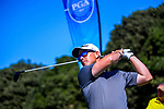 Kieran Muir. Day two of the Renaissance Brewing NZ Stroke Play Championship at Paraparaumu Beach Golf Club in Paraparaumu, New Zealand on Friday, 19 March 2021. Photo: Dave Lintott / lintottphoto.co.nz