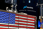 Nasdaq Continued Falling During the Day