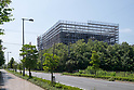 Kake Gakuen's new animal medicine department facilities