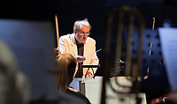 Photo by  ©Stephen Daniels 29.08.2021<br /> <br /> The Proms Concert by The English Symphony Orchestra Concert, Conductor Nicholas Cleobury<br /> <br /> <br /> All images are supplied under the terms and conditions of Stephen Daniels and not the publication which use them.