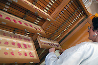 - Padova, Experimental Zooprofilattic Institute of the Venezie, laboratory for tissue preparation  ....- Padova, Istituto Zooprofilattico Sperimentale delle Venezie, laboratorio  preparazione dei tessuti