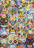 Randy, CUTE ANIMALS, LUSTIGE TIERE, ANIMALITOS DIVERTIDOS, halloween, paintings+++++,USRW360,#ac#, EVERYDAY ,dia de los muertos,skulls,