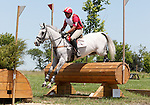 11 July 2009: Bruce Davidson Sr. riding Jam during the cross country phase of the CIC 3* Maui Jim Horse Trials at Lamplight Equestrian Center in Wayne, Illinois.