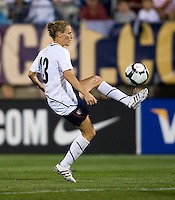 Kristine Lilly. The USWNT defeated Sweden, 3-0.