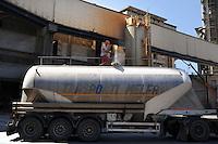 Italcementi Group. Cementeria di Colleferro.Cementificio.Cement plant...