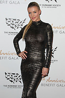 BEVERLY HILLS, CA, USA - MARCH 29: Joanna Krupa at The Humane Society Of The United States 60th Anniversary Benefit Gala held at the Beverly Hilton Hotel on March 29, 2014 in Beverly Hills, California, United States. (Photo by Xavier Collin/Celebrity Monitor)