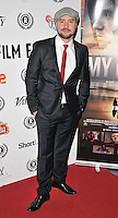 """Nathanael Wiseman attends the """"My Hero"""" Raindance Film Festival UK film premiere, Vue Piccadilly cinema, Lower Regent Street, London, England, UK, on Friday 25 September 2015. <br /> CAP/CAN<br /> ©Can Nguyen/Capital Pictures"""
