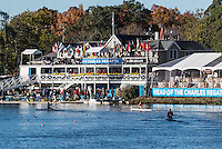 Head of the Charles regatta 2015, Harvard University, Cambridge,  Massachusetts, USA