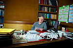 Solicitor Pat Mann at his office in Tralee.