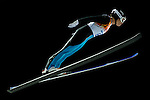 Lindsey Van of USA compete during the Ski Jumping Ladies' Normal Hill Individual as part of the 2014 Sochi Olympic Winter Games at RusSki Gorki Jumping Center on February 11, 2014 in Sochi, Russia. Photo by Victor Fraile / Power Sport Images