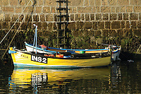Fishing Boat Burghead, Moray<br /> <br /> Copyright www.scottishhorizons.co.uk/Keith Fergus 2011 All Rights Reserved