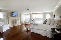 classic white bedroom