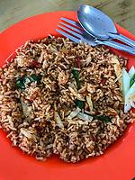 Fried Rice Lunch, Taiping, Malaysia