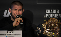Khabib vs. Poirier - UFC 242 Press Conference - 12.06.2019