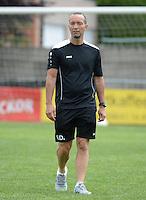 KV Kortrijk : Eric Dehaeseleer <br /> foto VDB / BART VANDENBROUCKE