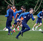 29.03.2019 Rangers training: Andy Halliday