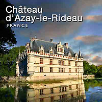 Chateau d'Azay le Rideau Photos, Pictures and Images