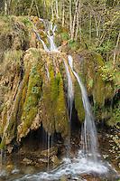 Europe, France, Aquitaine, Pyrénées-Atlantiques, Béarn, Aydius , Cascade d'Aydius // Europe, France, Aquitaine, Pyrenees Atlantiques, Bearn, Aydius, Aydius Waterfall