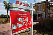 Orlando, Florida<br /> November 12, 2010<br /> <br /> An bank owner or foreclosed home in a wealthy sub-division of Orlando.