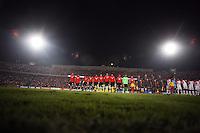 Egypt vs Costa Rica, October 6, 2009