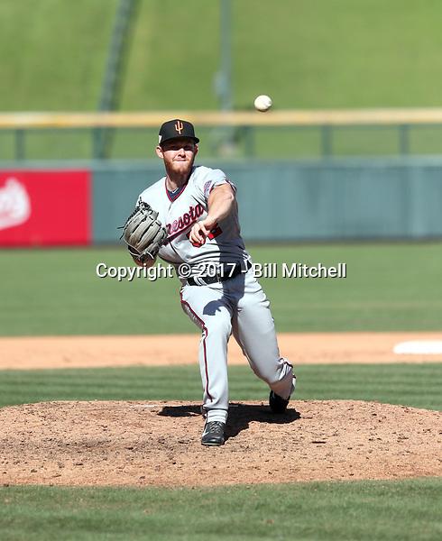 Tyler Jay - TEAM - 2017 Arizona Fall League (Bill Mitchell)