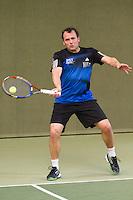 12-03-11, Tennis, Rotterdam, NOVK, Hans van Scheppingen