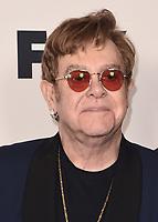 2021 IHEART RADIO MUSIC AWARDS:  Elton John attends the 2021 IHEARTRADIO MUSIC AWARDS airing live May 27 (8:00-10:00 PM ET / PT tape-delayed) on FOX . (Photo by Scott Kirkland/FOX/PictureGroup). © 2021 FOX MEDIA , LLC.