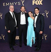 9/22/19: 71st Primetime Emmy Awards - Executive Arrivals