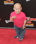 Verne Troyer at The Weinstein Company World Premiere of Spy Kids: All the Time in the World in 4 held at The Regal Cinames,L.A. Live in Los Angeles, California on July 31,2011                                                                               © 2011 Hollywood Press Agency