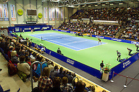 17-12-11, Netherlands, Rotterdam, Topsportcentrum, Overzicht finale dames