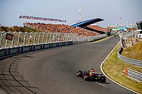 4th September 2021: Circuit Zandvoort, Zandvoort, Netherlands;  Max Verstappen NED, Red Bull Racing, F1 Grand Prix of the Netherlands at Circuit Zandvoort