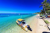 Plage de l'Anse Vata, Nouméa, Nouvelle-Calédonie