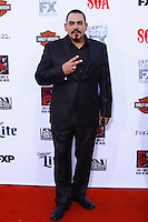 HOLLYWOOD, LOS ANGELES, CA, USA - SEPTEMBER 06: Emilio Rivera  arrives at the Los Angeles Premiere Of FX's 'Sons Of Anarchy' Season 7 held at the TCL Chinese Theatre on September 6, 2014 in Hollywood, Los Angeles, California, United States. (Photo by David Acosta/Celebrity Monitor)