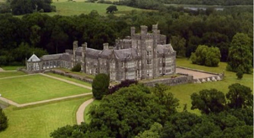 Crom Castle courtesy Wikipedia