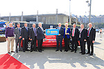 Drogheda motor dealers at the Launch of the Irish maritime festival in the d Hotel.<br /> Picture Fran Caffrey/Newsfile